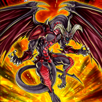 Red Dragon Archfiend HD by Goldful