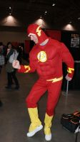 The Flash by VoiceofSupergirl