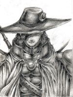 The Vampire Hunter D by LiQuiDsMoOtH