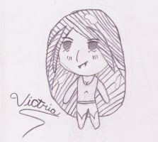 Marcaline chibi! by VictriaOfArgus