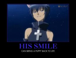 IKUTO'S SMILE by wow1076