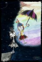 35. Hold my Hand by Lttle-Horrors