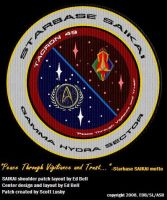 ASR-SAIKAI Unit Shoulder Patch by GhostRider2007