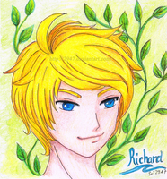 WT: Richard - His Other Face by 2947