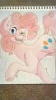 Pinkie Poster by Cabooselover