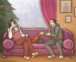 AA: Reminiscence ~ Christmas by nranola