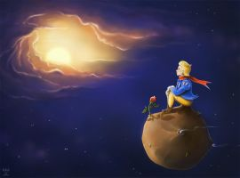 Le petit prince by Ivelena