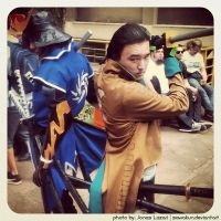 Basara Cosplay: Dragons by SawaKun