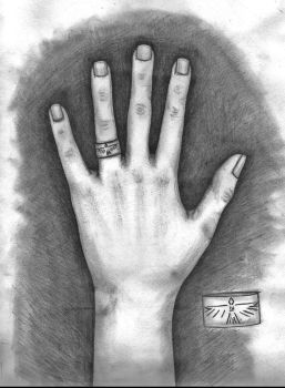 Hand by WhiteWitchFire