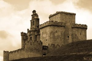 Turegano Castle - Segovia - Spain by Rubengda