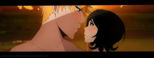 Intimate moments - IchiRuki by fuckettai