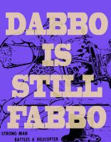 Dabbo is Still Fabbo Purple by marigoldwithersaway