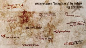 Evanescence 'Imaginary' by fearher