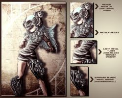 GaGa Fashion 4 by Nellista
