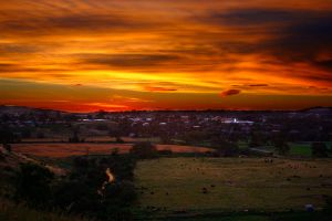 Goonawarra Sunset 02 HDR by Braunaudio