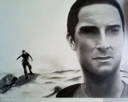 Man vs Wild - Bear Grylls by guilherme-batista
