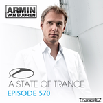A State Of Trance 570 (CD Cover) by Trance-elite