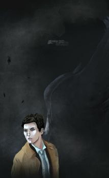 The Angel of Thursday by xue-ying