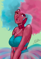 Cotton Candy Fusion by Frochh