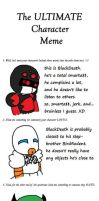 character meme BlackDeath by SirBlackDeath
