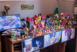 Pony Collection Event 2014 - Part2 by RockingScorpion