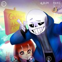 Glitchtale Afterlife by PTRazor