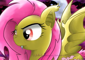 Flutterbat : I will eat you ~ by chichicherry123