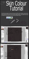 SAI Skin Colouring Tutorial by Sazzy-Bu