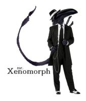 mr. Xenomorph by MrXenomorph