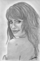 Lea Michele by TRINRT