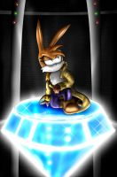 Chaos Controlled by Morgan-the-Rabbit