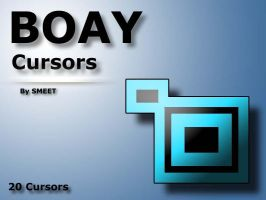 Boay Cursors by smeetrules