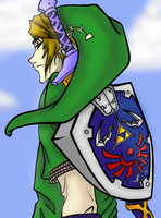skyward sword by olinore