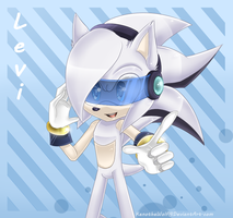 Levi the Hedgehog by KenotheWolf