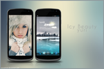 Icy Beauty by yuyudroid