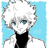 Killua by minty247