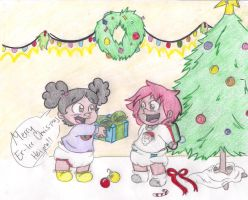 Present i give to yew! by applehead302