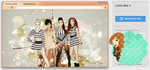 Tema para GC Little Mix1 by RoohEditions