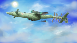 Flying Escorter by Waffle0708