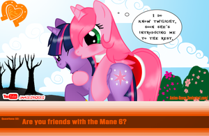Ask Amy Alicorn: Question 2: A5L by icefatal
