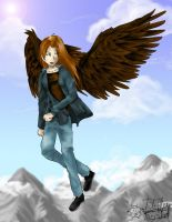 Maximum Ride .:Fly On:. Final by fluffyfuzzball