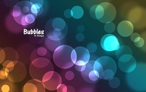 Bubbles by mozhgan