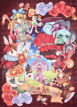 alice in wonderland by cherinova
