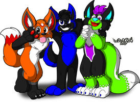 Friend Pack by Marquis2007