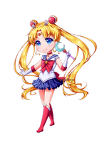 Sailormoon by epicCOOKIninja