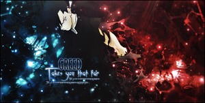 [TAG] Greed - Takes you that far.. by ArtieFTW
