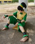 Toph by Heavengreen