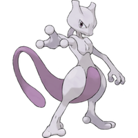 Mewtwo Cursor by XL-SwAt