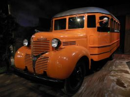 1939 Dodge School Bus by rlkitterman