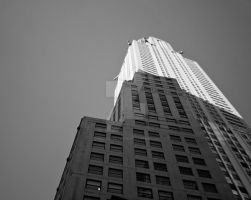 Chrysler Building by TheBirdsFeathers